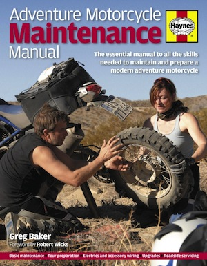 Adventure motorcycle maintenance manual 847 p