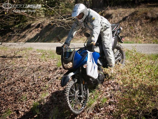 2012 Kawasaki KLR650 13