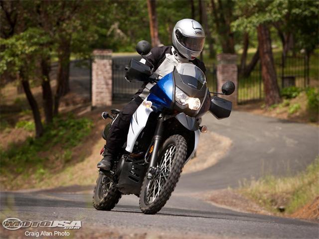 2012 Kawasaki KLR650 2
