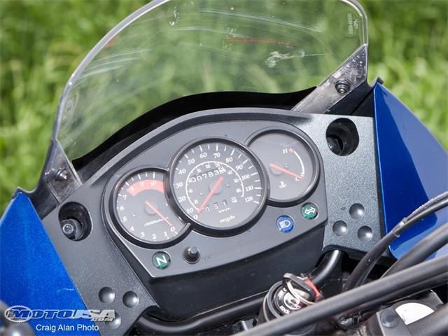 2012 Kawasaki KLR650 3