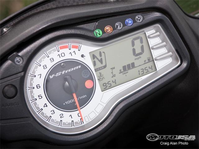2012 Suzuki V Strom 650 2