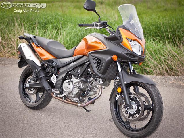 2012 Suzuki V Strom 650 3