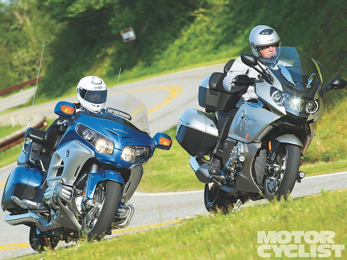 K1600gtl vs GoldWing